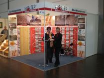 Messestand 800